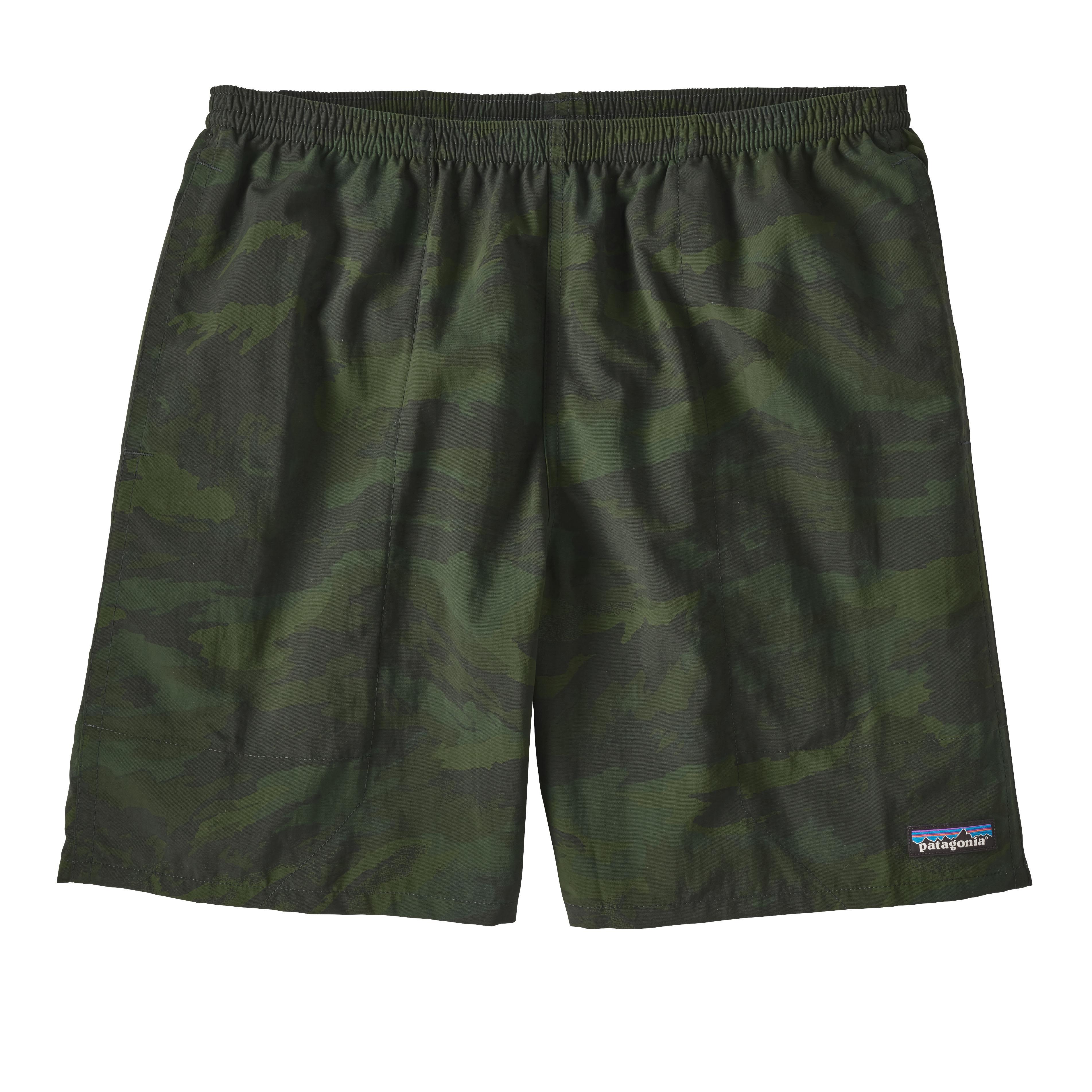 Patagonia Men's Baggies Shorts 7in Inseam ENCB_CARB