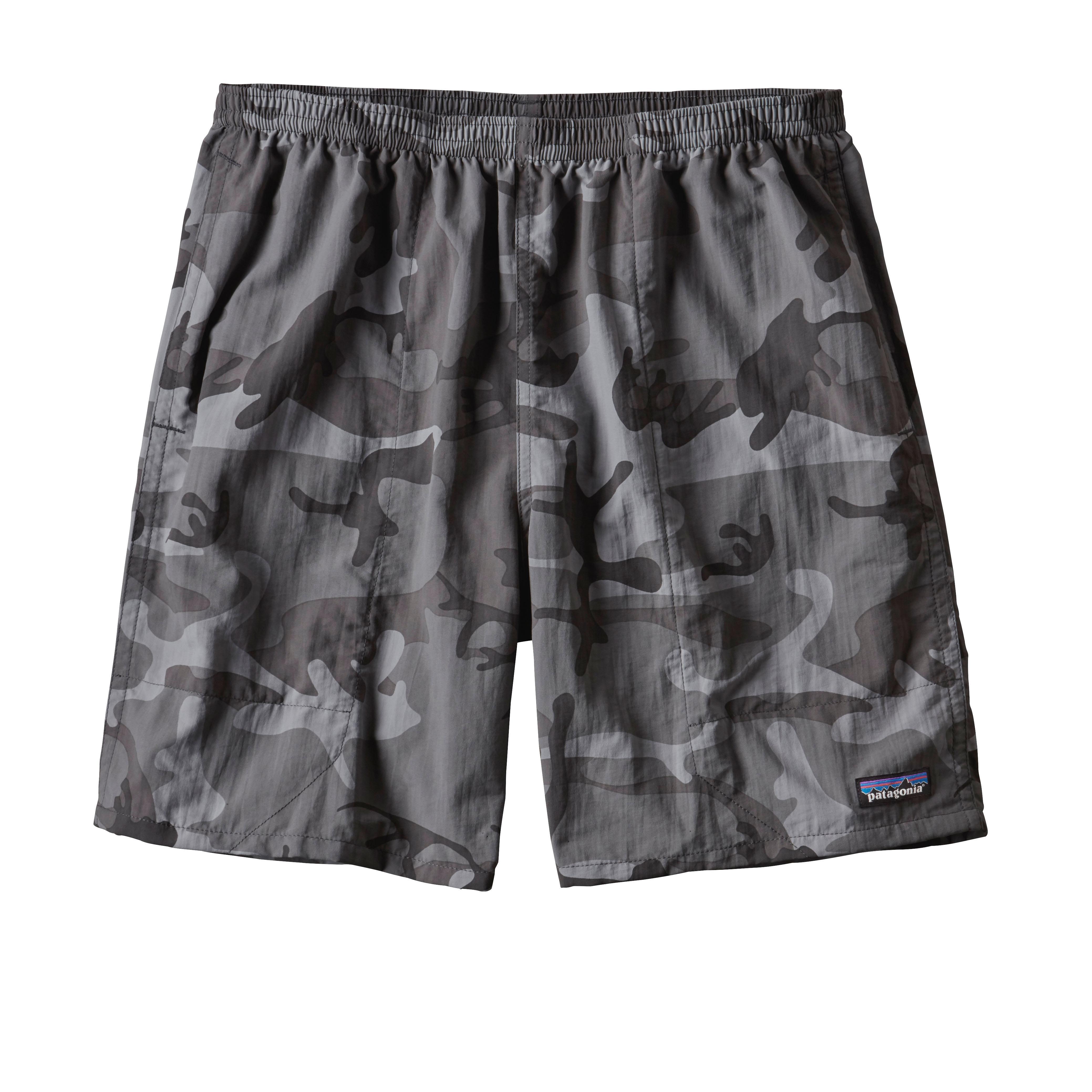 Patagonia Men's Baggies Shorts 7in Inseam FCFG_GREY