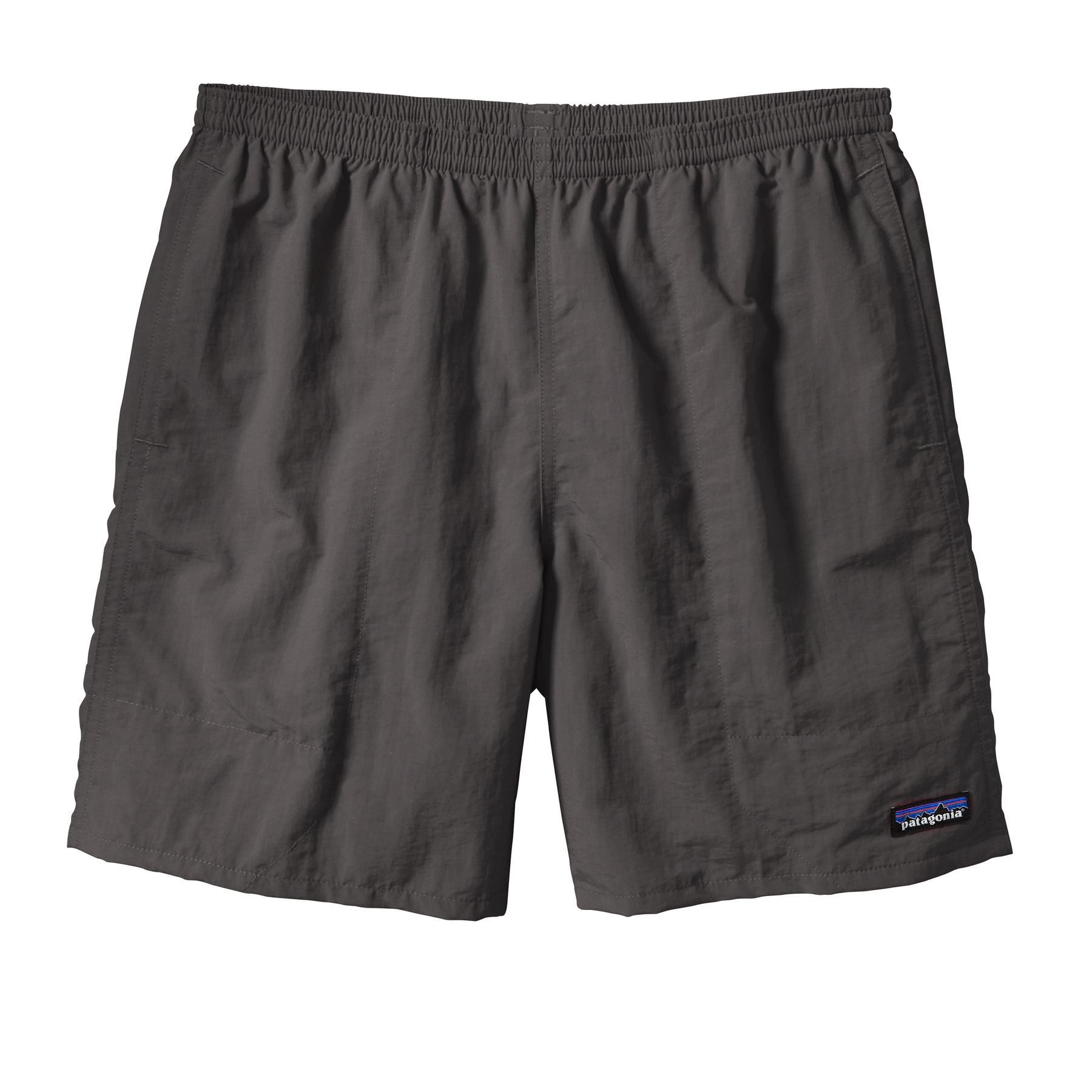 Patagonia Men's Baggies Shorts 7in Inseam FGE_GREY