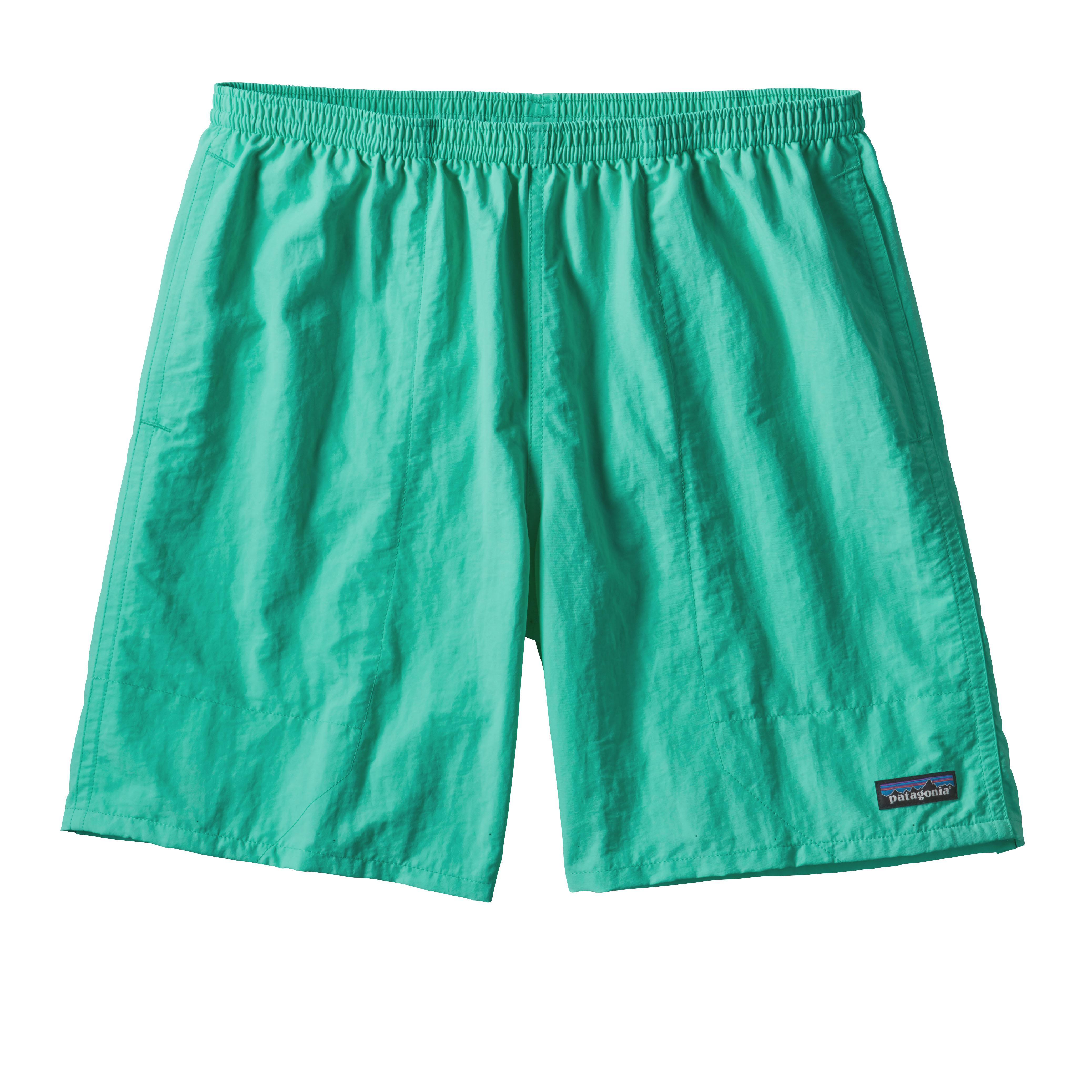 Patagonia Men's Baggies Shorts 7in Inseam GLHG_GREEN