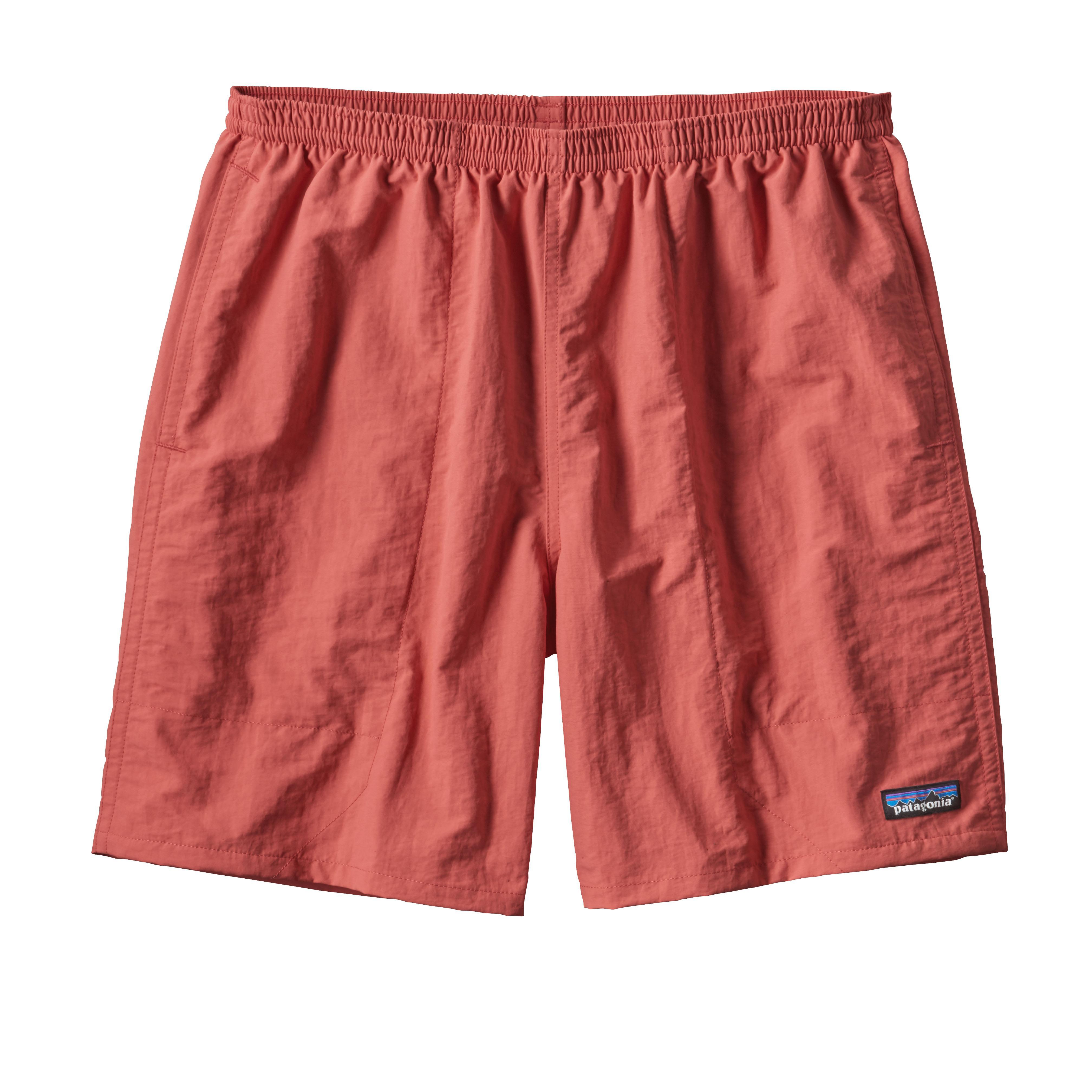 Patagonia Men's Baggies Shorts 7in Inseam SPCL_CORAL