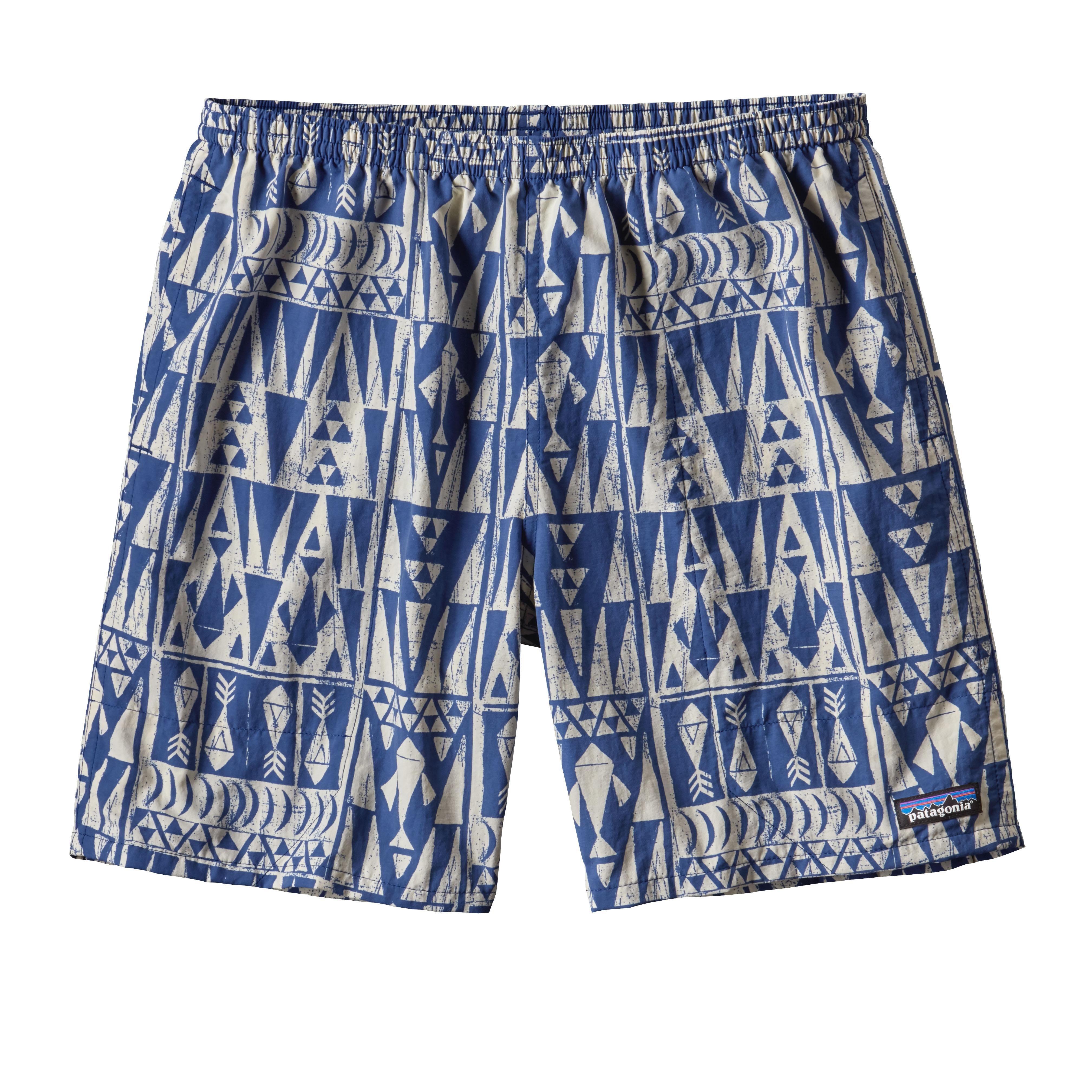 Patagonia Men's Baggies Shorts 7in Inseam TGSB_BLUE