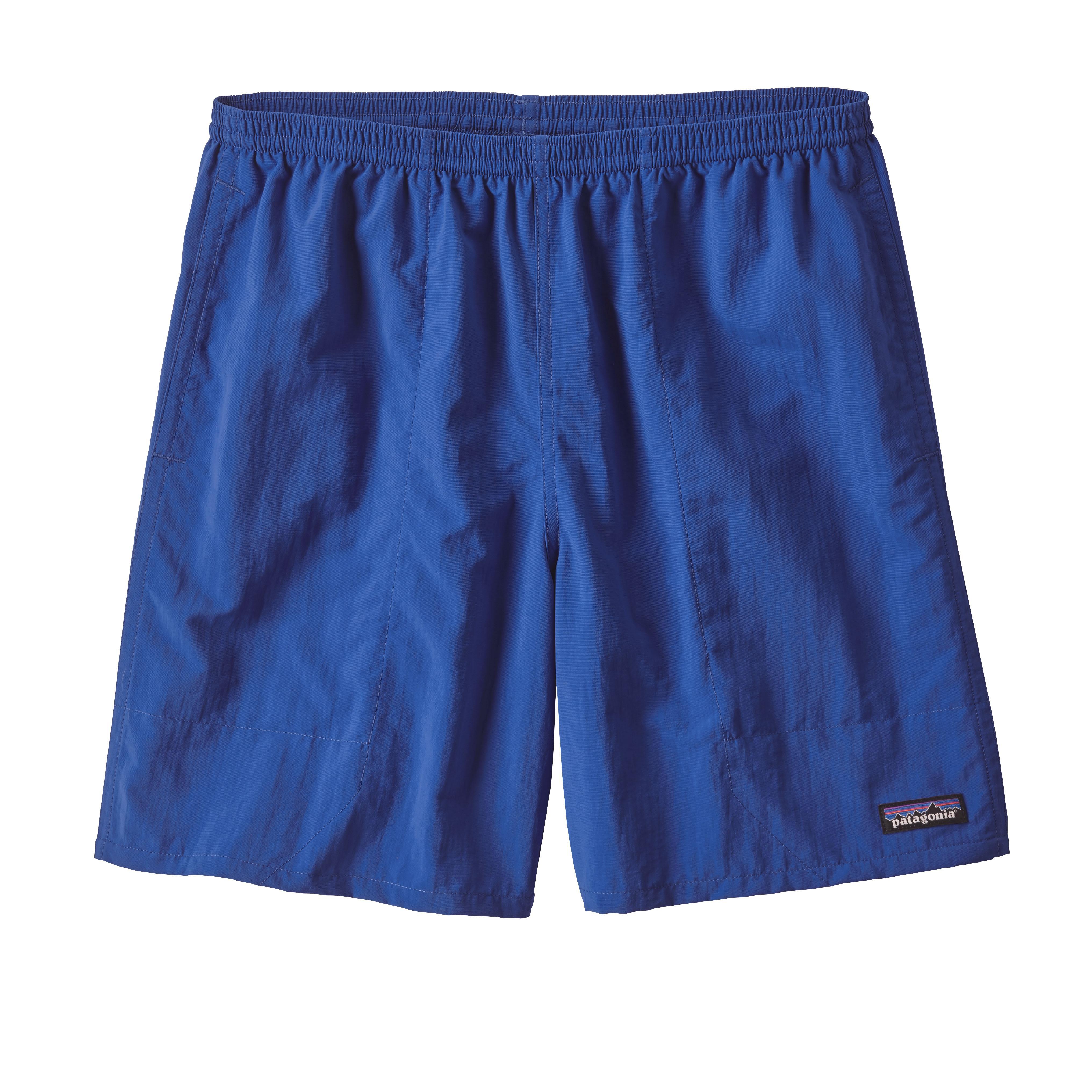 Patagonia Men's Baggies Shorts 7in Inseam VIK_BLUE