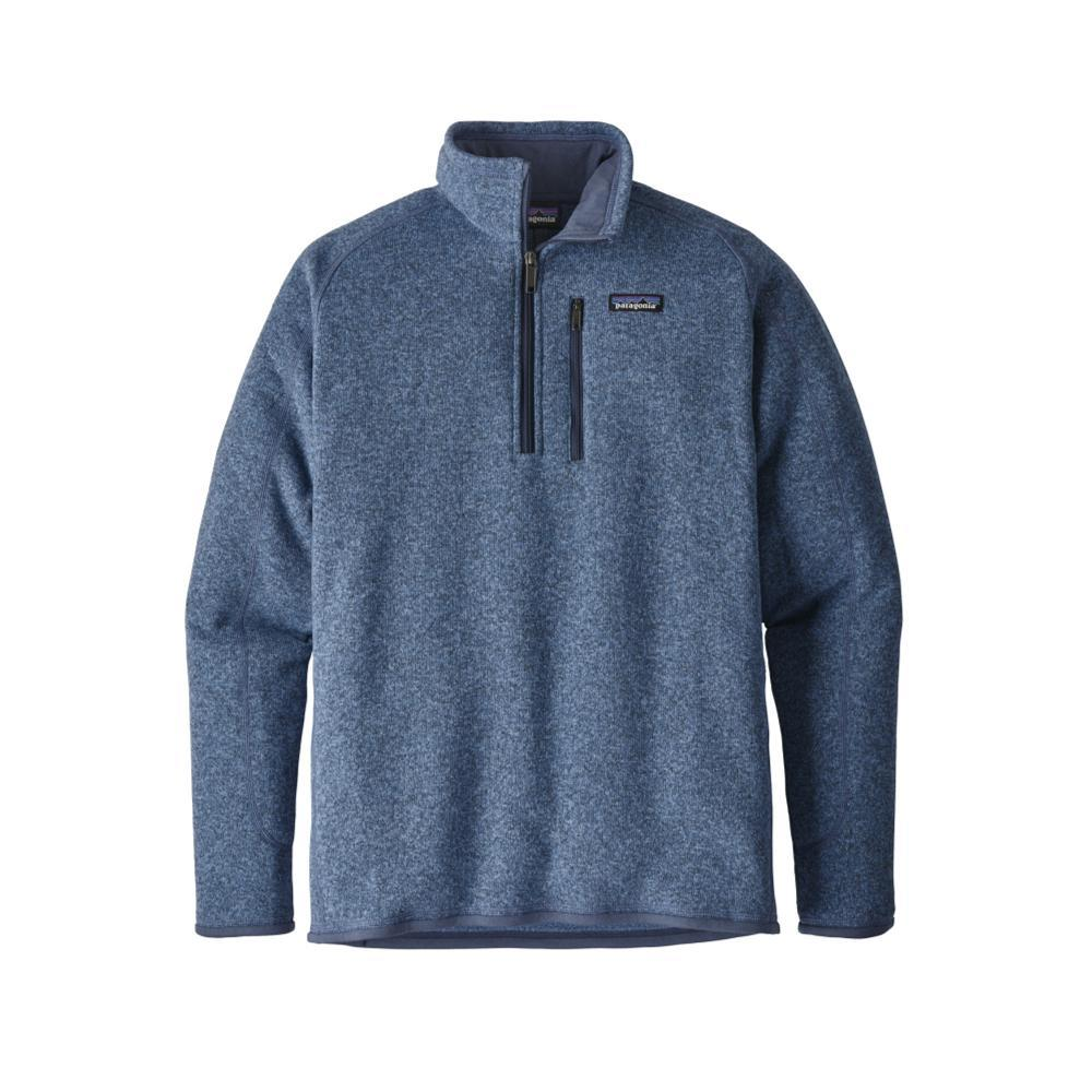 Patagonia Men's Better Sweater 1/4 Zip RBE_BLUE