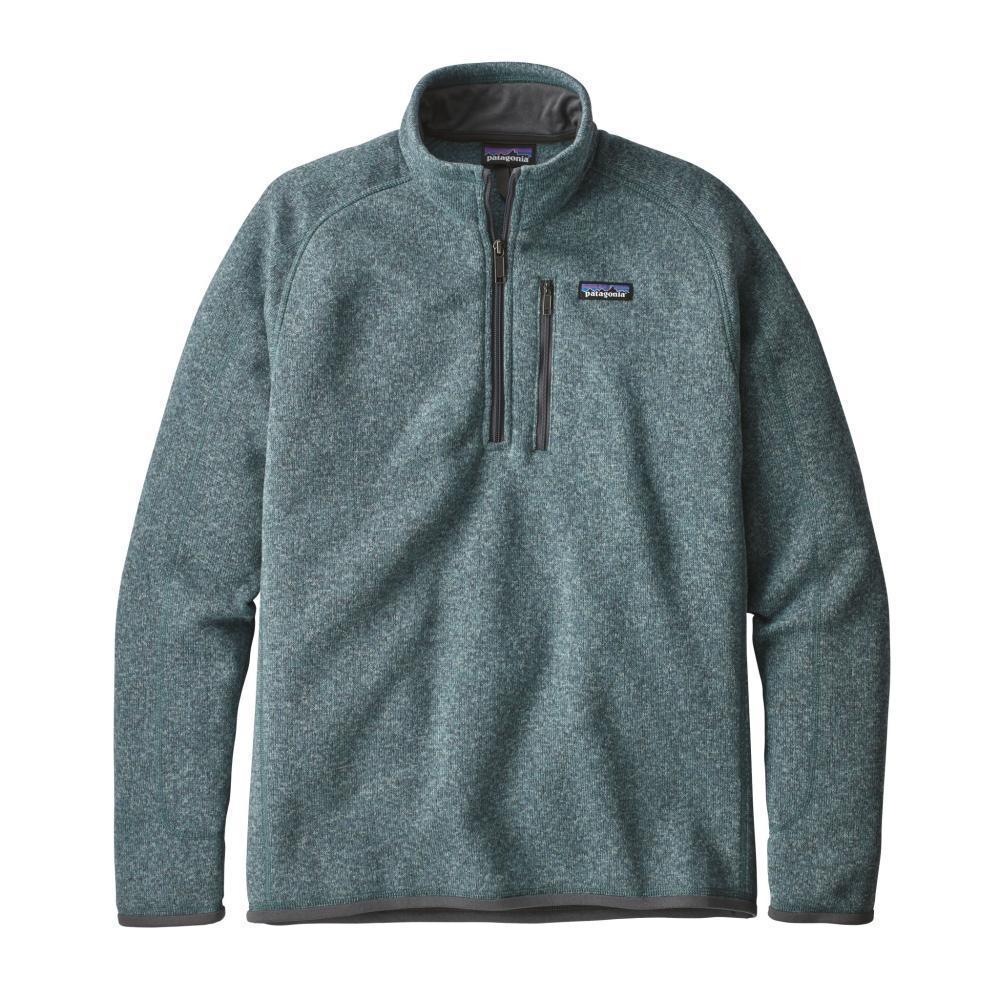 Patagonia Men's Better Sweater 1/4 Zip SDAB_BLUE