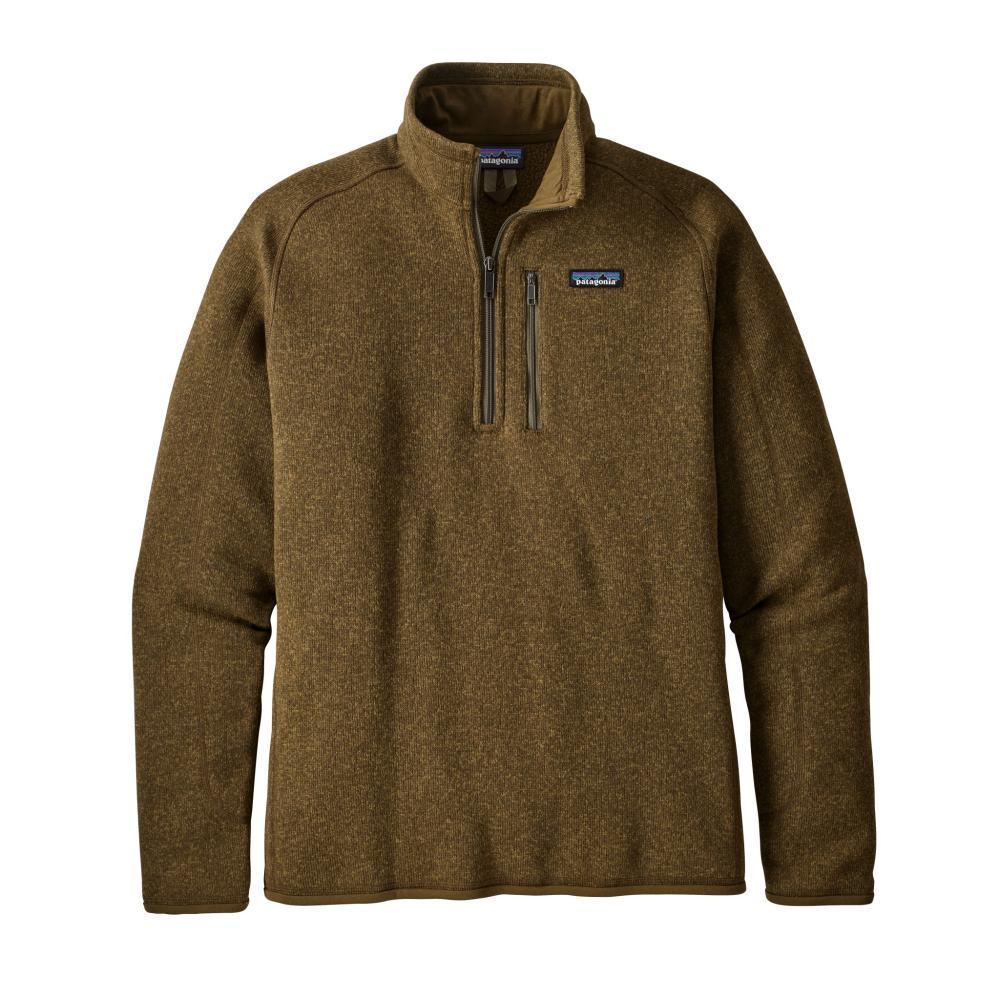 Patagonia Men's Better Sweater 1/4 Zip SEMT_SEDI