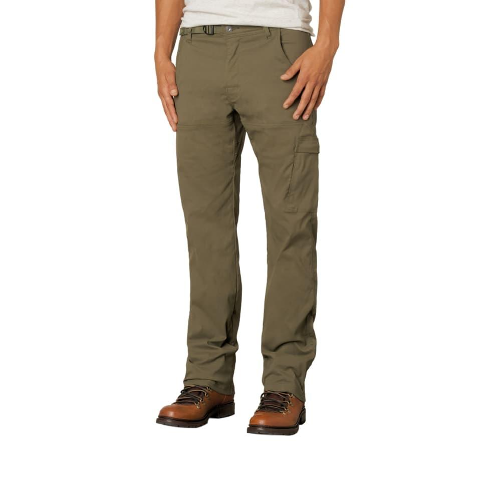 prAna Men's Stretch Zion Pants - 30in CARGOGREEN