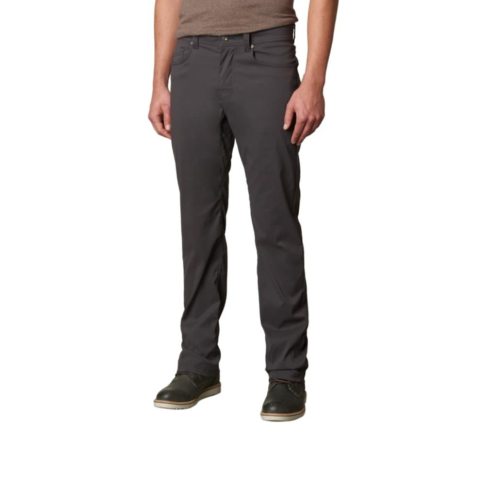 prAna Men's Brion Pants - 30in CHARCOAL