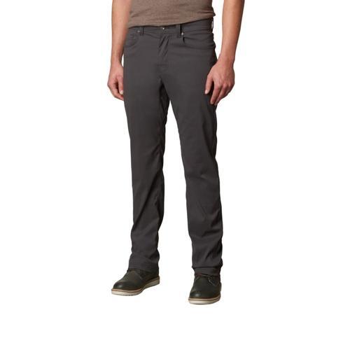 prAna Men's Brion Pants - 30in Charcoal