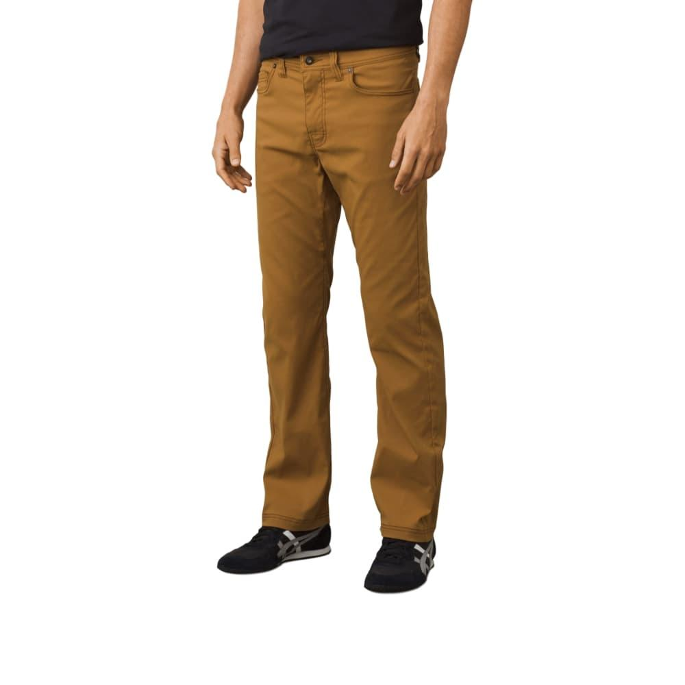 prAna Men's Brion Pants - 30in DKGINGER