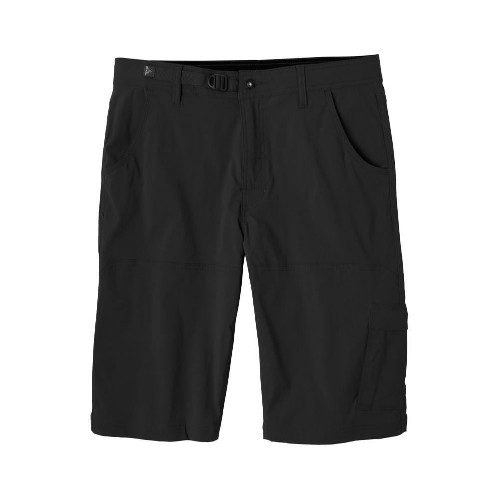 prAna Men's Stretch Zion Short - 10in Inseam BLACK