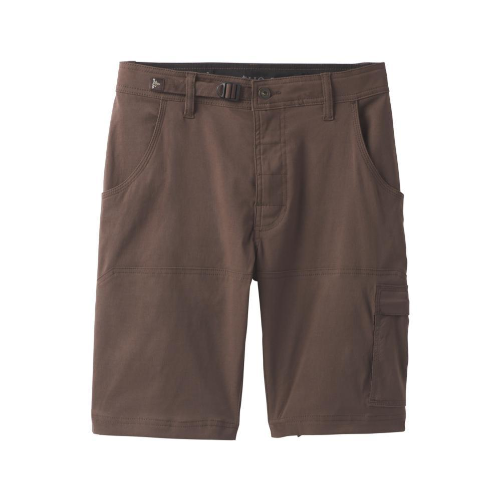 prAna Men's Stretch Zion Short - 10in Inseam COFFBEAN