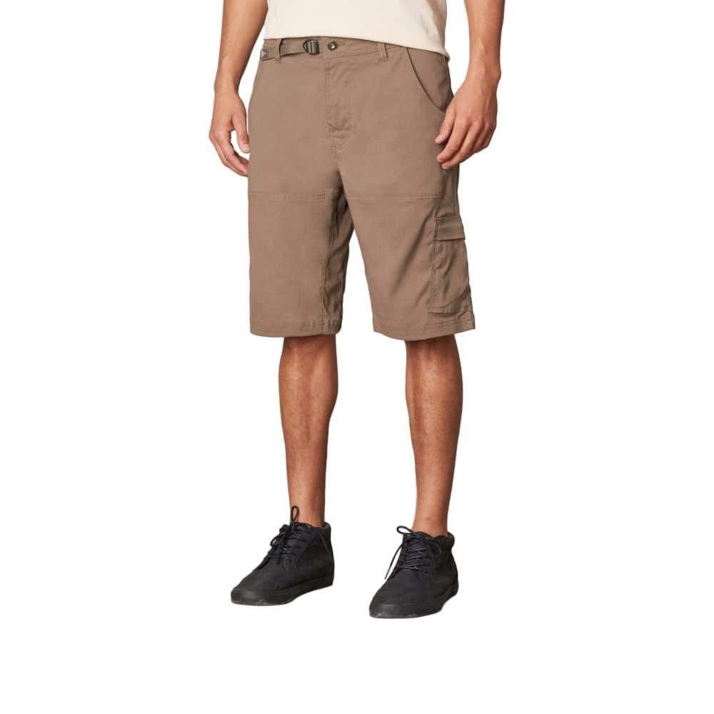 prAna Men's Stretch Zion Short - 10in Inseam MUD