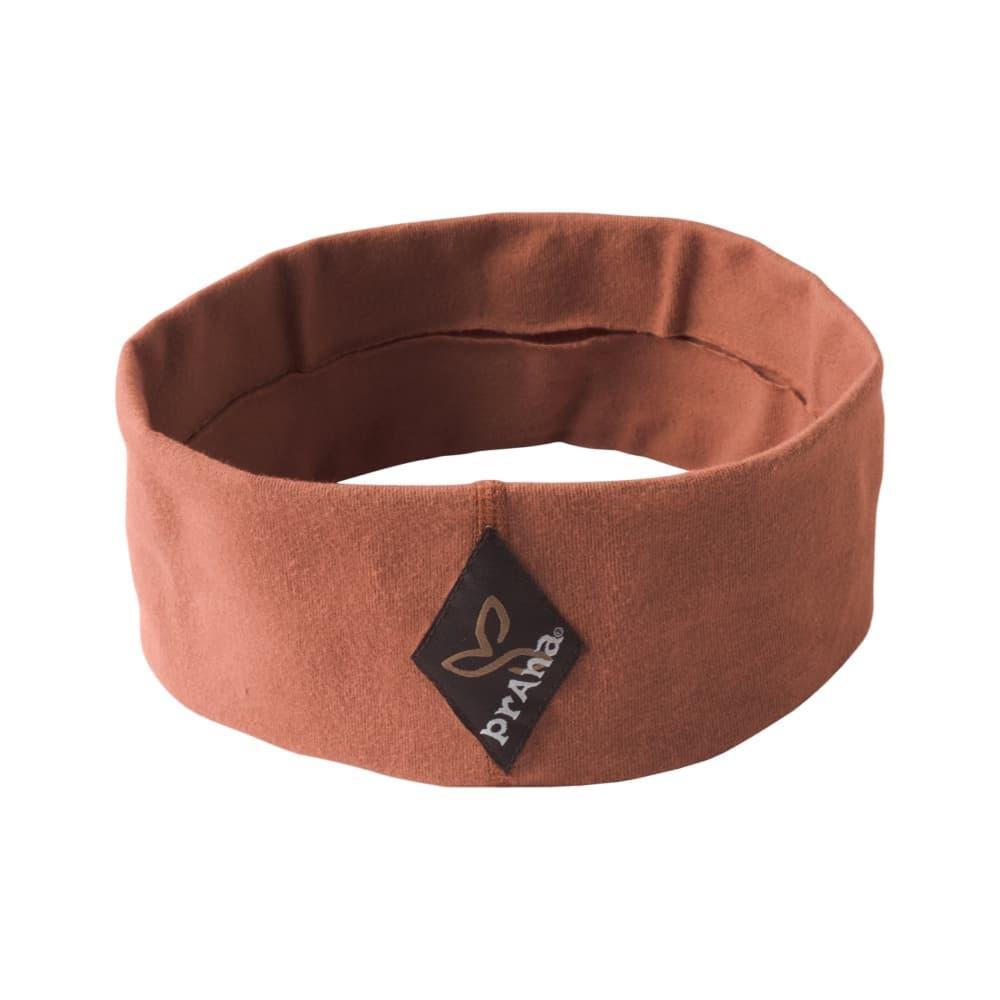 prAna Organic Headband LEATHER