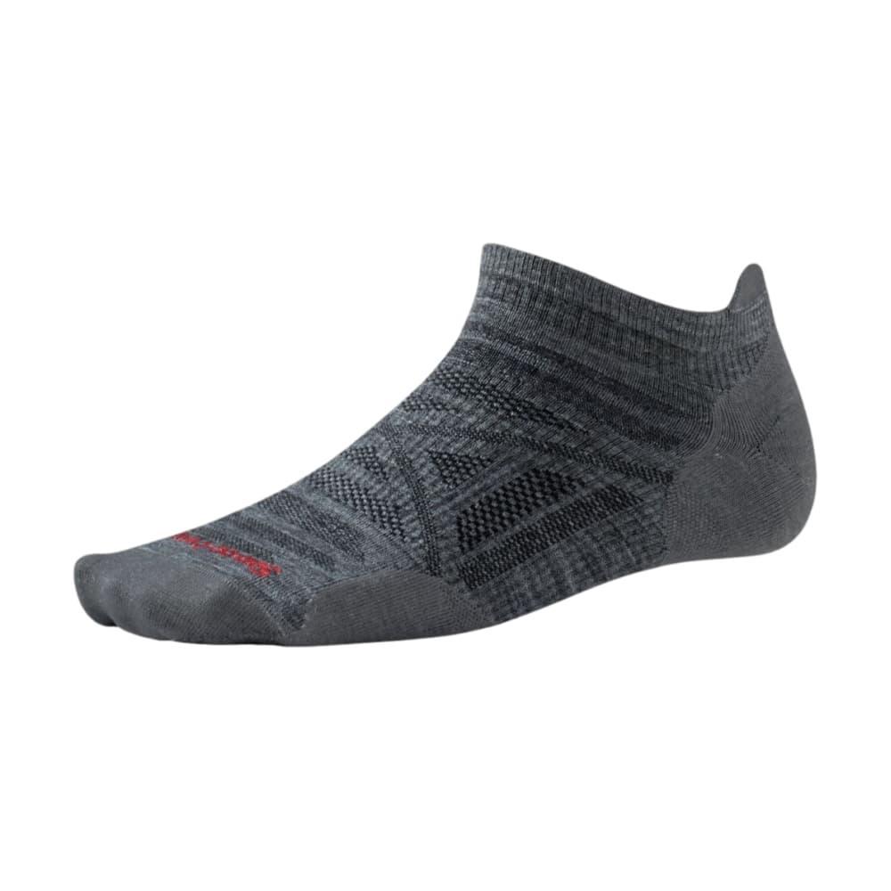 Smartwool Men's PhD Outdoor Ultra Light Micro Socks MEDGRAY_052