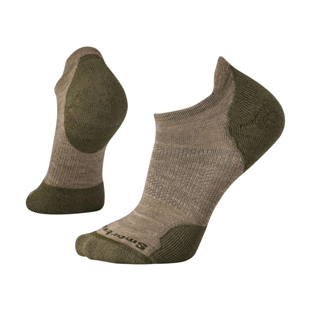 Smartwool Men's PhD Outdoor Light Micro Socks FOSSIL_880