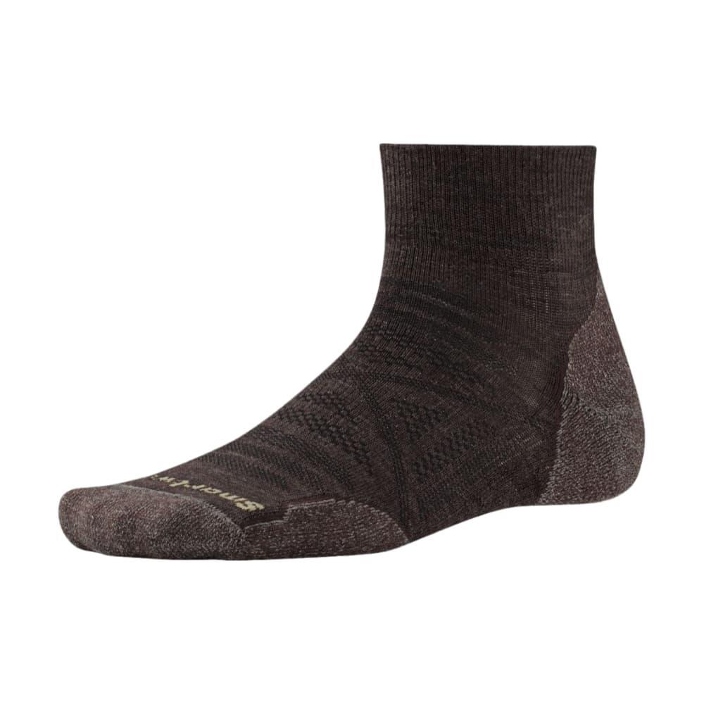 Smartwool Men's PhD Outdoor Light Mini Socks CHESTNUT_207