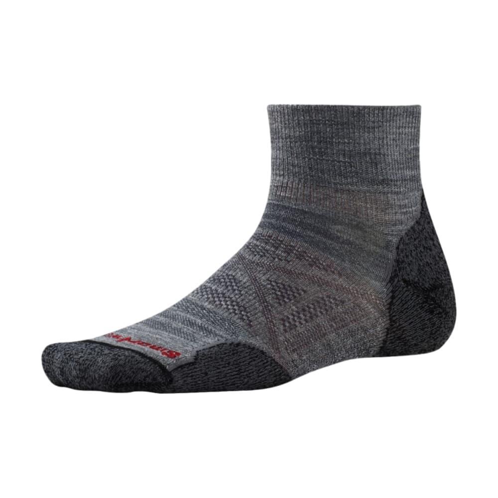 Smartwool Men's PhD Outdoor Light Mini Socks MEDGRAY_052