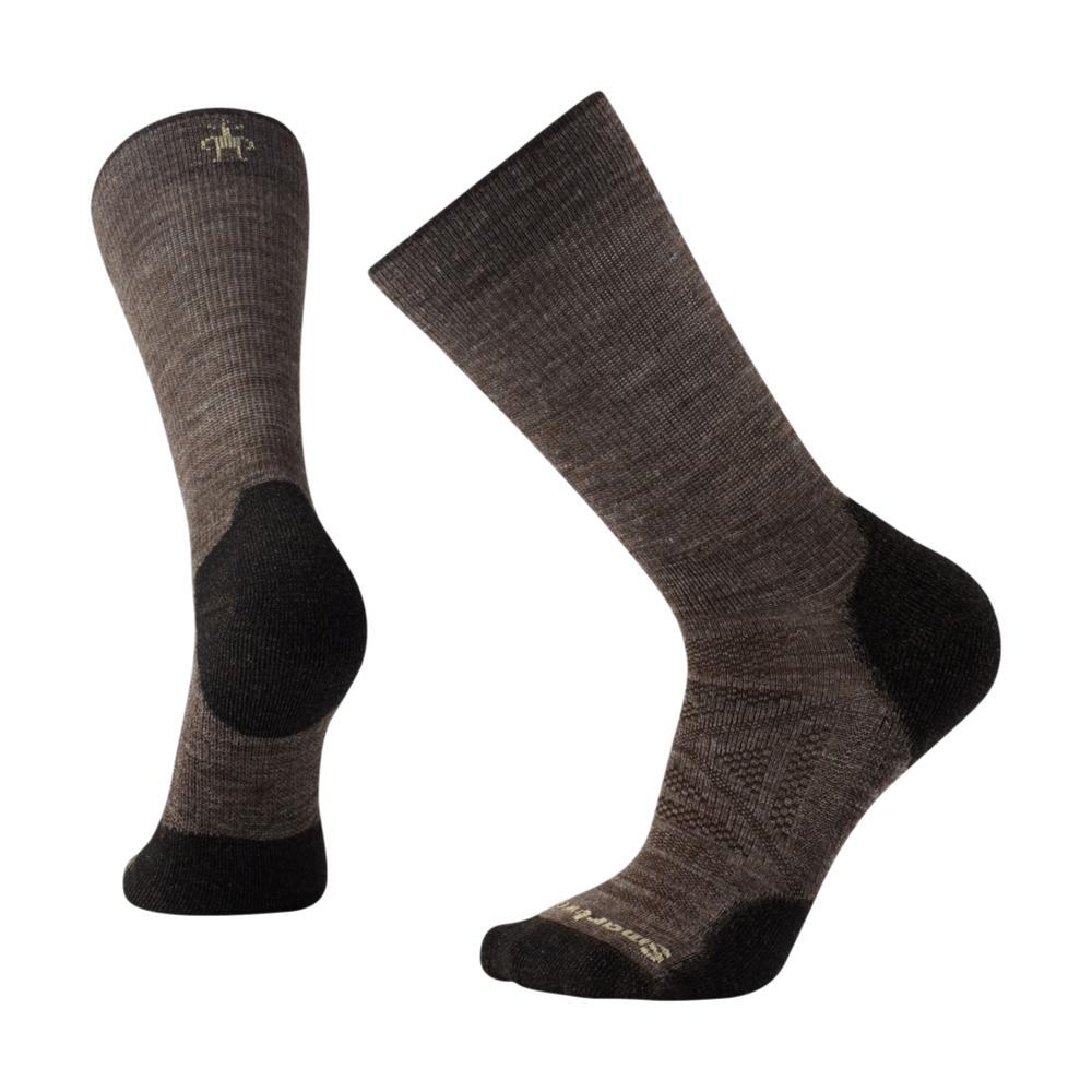 Smartwool Men's PhD Outdoor Light Crew Socks TAUPE_236