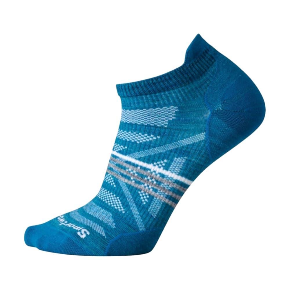 Smartwool Women's PhD Outdoor Ultra Light Micro Socks GLCLBLUE_781