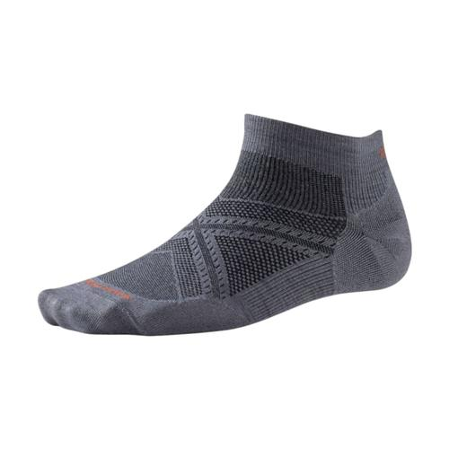 Smartwool Men's PhD Running Ultra Light Low Cut Socks