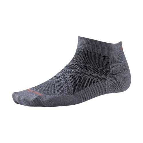 Smartwool Men's PhD Running Ultra Light Low Cut Socks Graphite_018