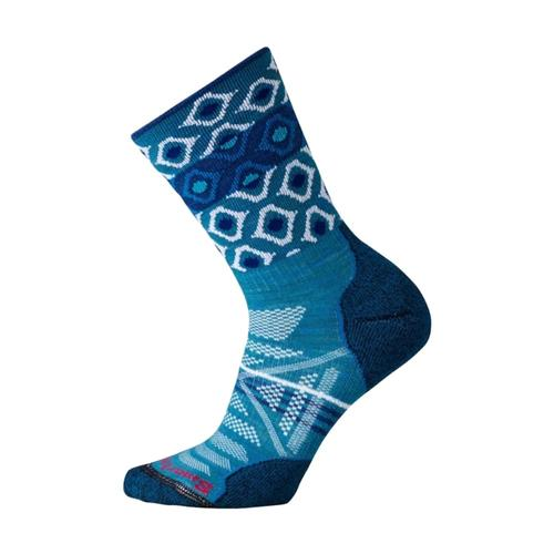 Smartwool Women's PhD Outdoor Light Pattern Crew Socks