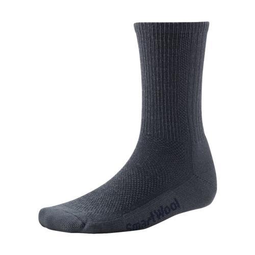 Smartwool Men's Hiking Ultra Light Crew Socks Charcoal003