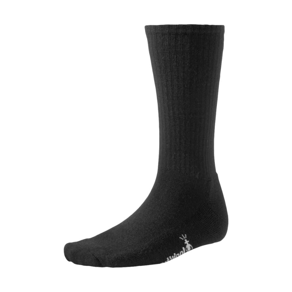Smartwool Men's Heathered Rib Socks BLACK001