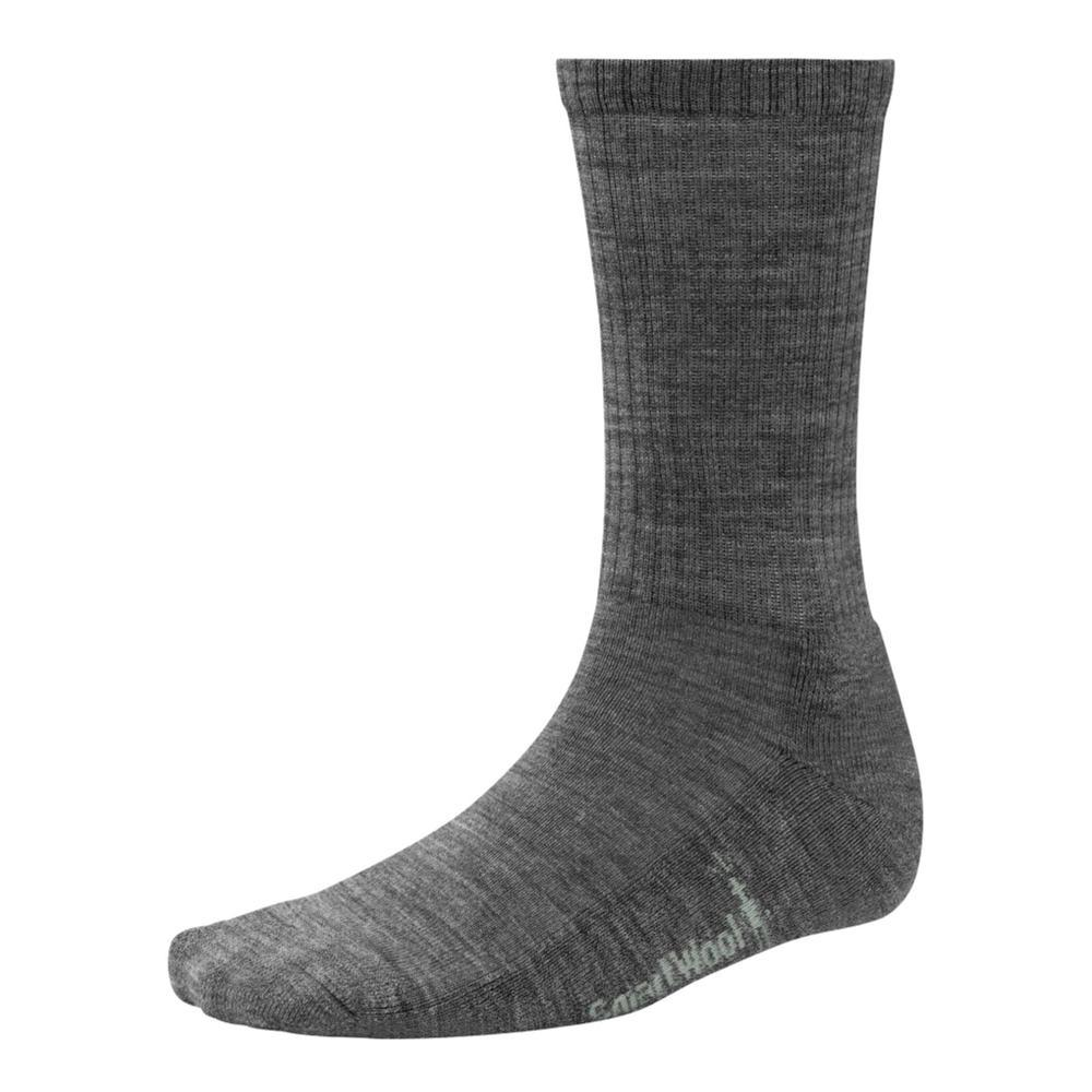 Smartwool Men's Heathered Rib Socks MEDGRYHT_052