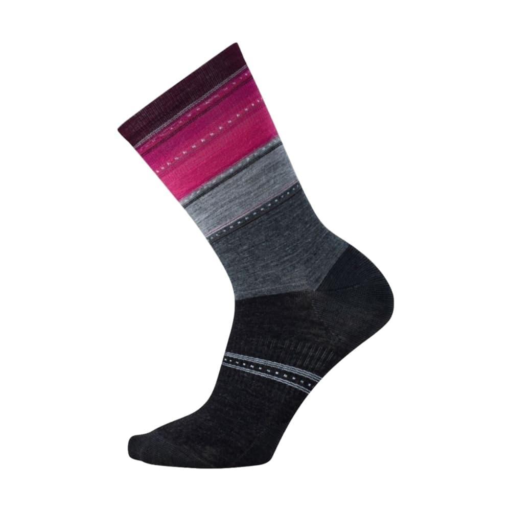 Smartwool Women's Sulawesi Stripe Socks MDLTGRY_715