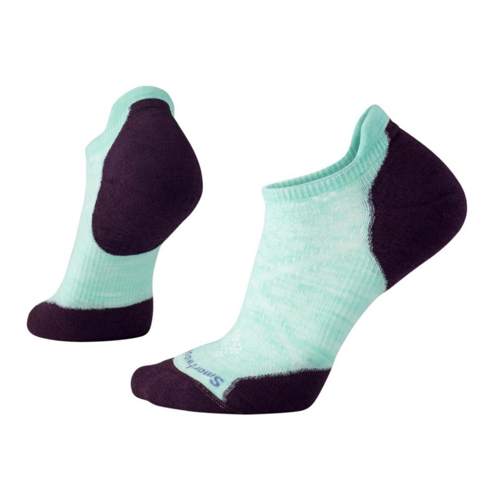 Smartwool Women's PhD Run Light Elite Micro Socks MINT_362