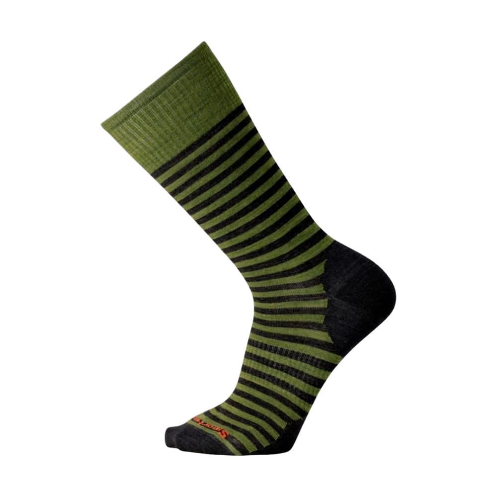 Smartwool Men's Stria Crew Socks LTLODEN_197