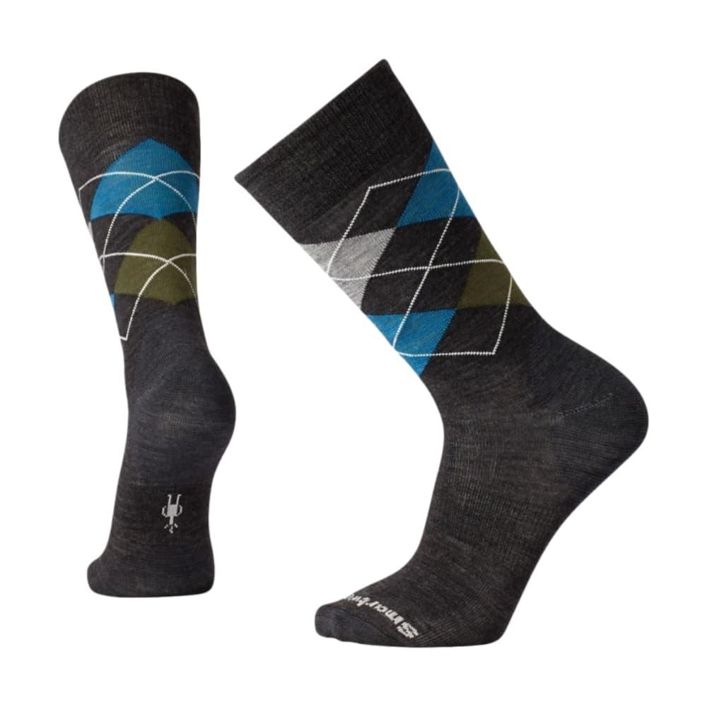 Smartwool Men's Diamond Slim Jim Socks CHARGLCL183