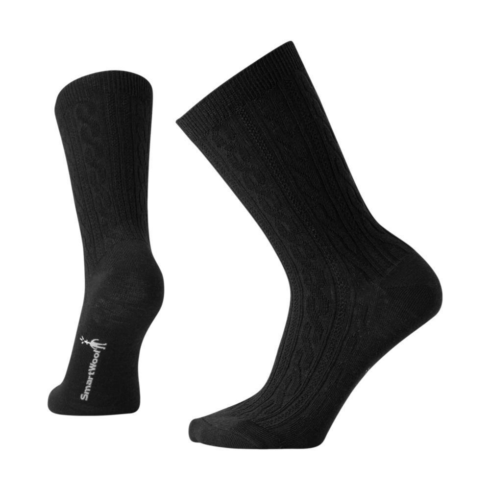 Smartwool Women's Cable II Socks BLACK001