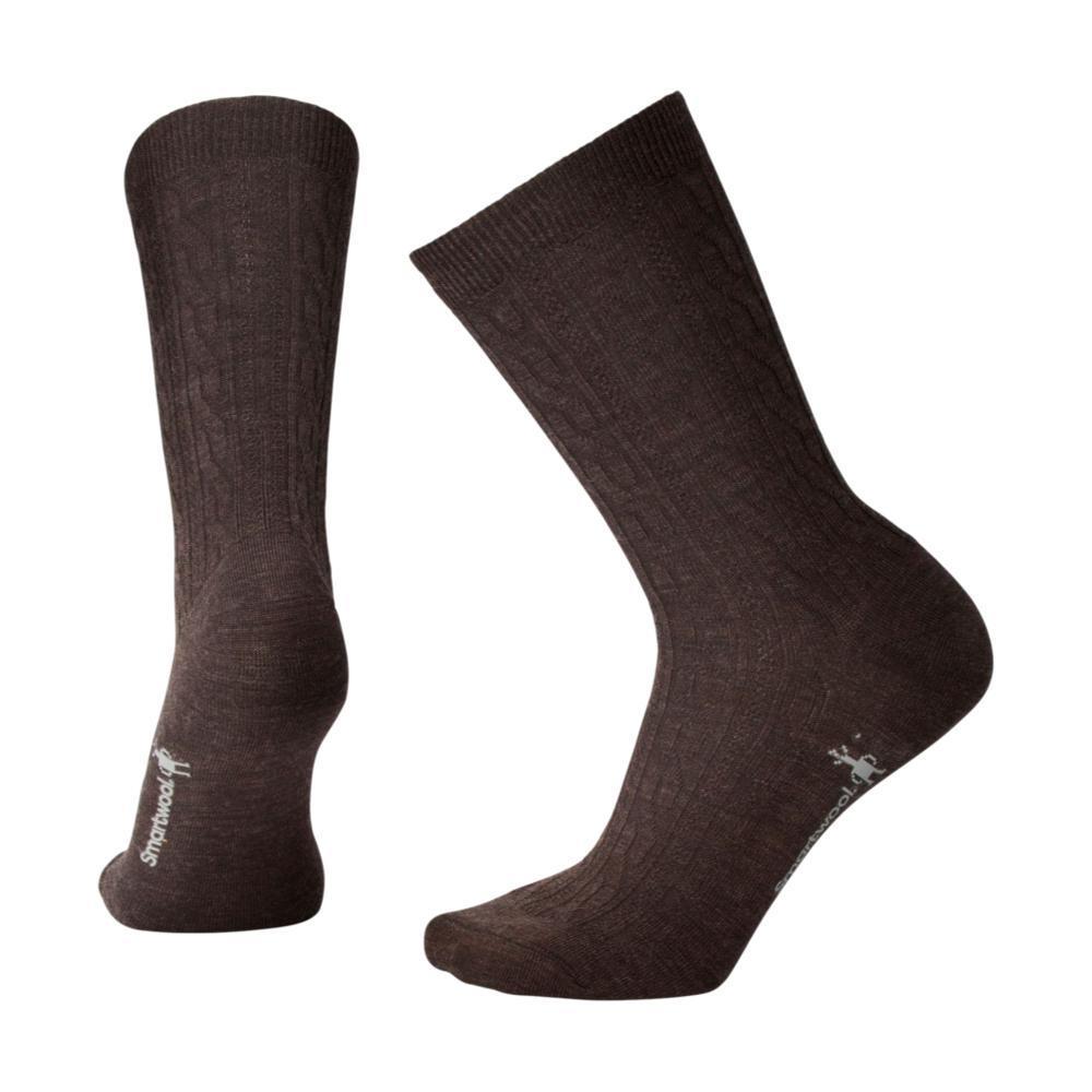 Smartwool Women's Cable II Socks CHESTNUT207