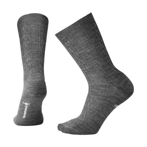 Smartwool Women's Cable II Socks Mdgray052