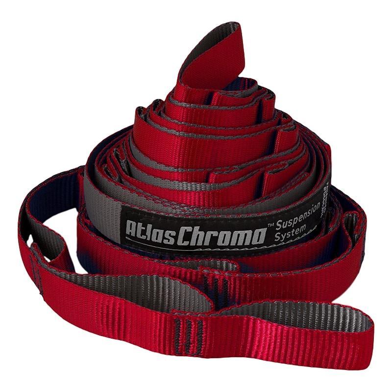 ENO Atlas Chroma Straps REDCHARC