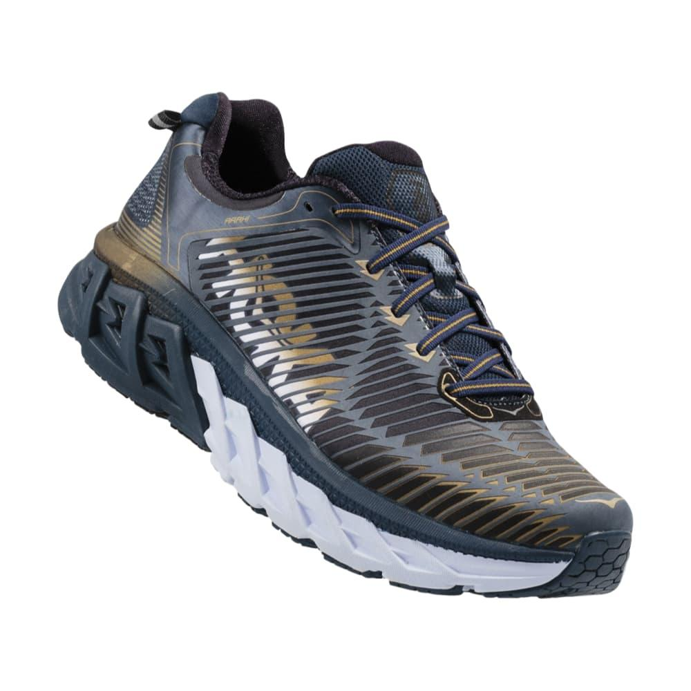 HOKA ONE ONE Men's Arahi Running Shoes METALLIC
