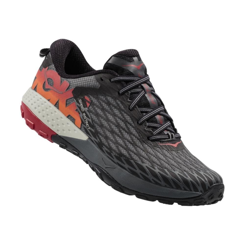 Hoka One One Men's Speed Instinct Trail Running Shoes BLACK