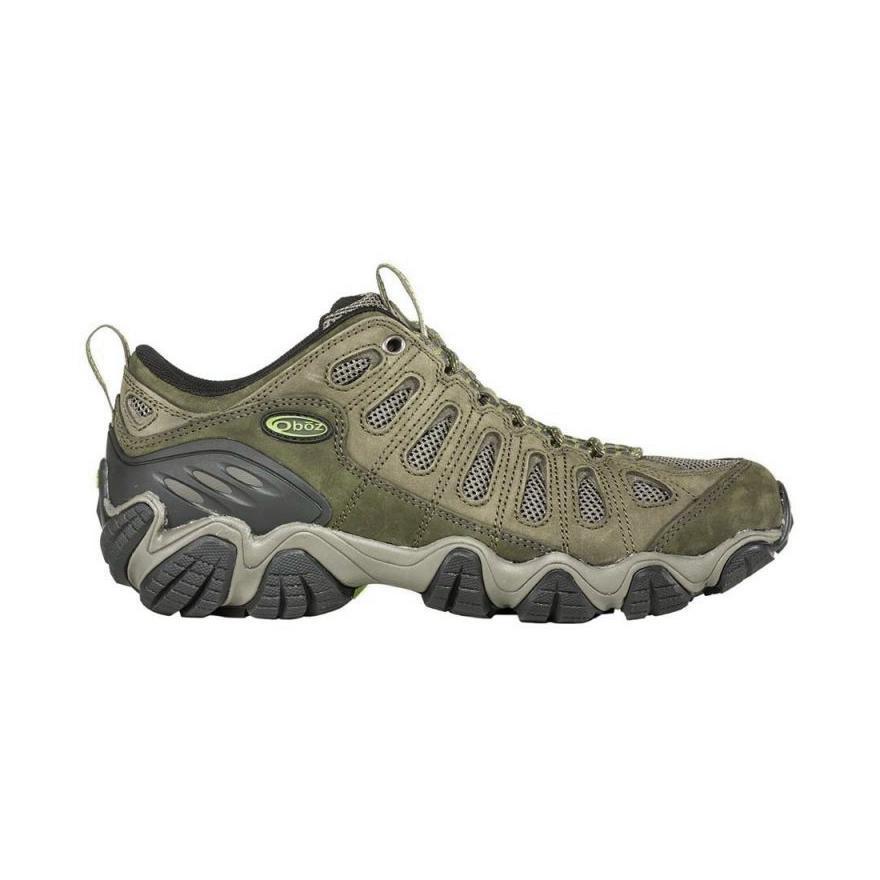Oboz Men's Sawtooth Low Hiking Shoes UMBER
