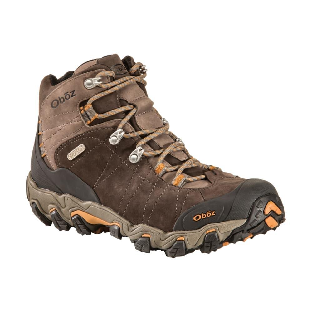 Oboz Men's Bridger Mid Waterproof Boots SUDAN