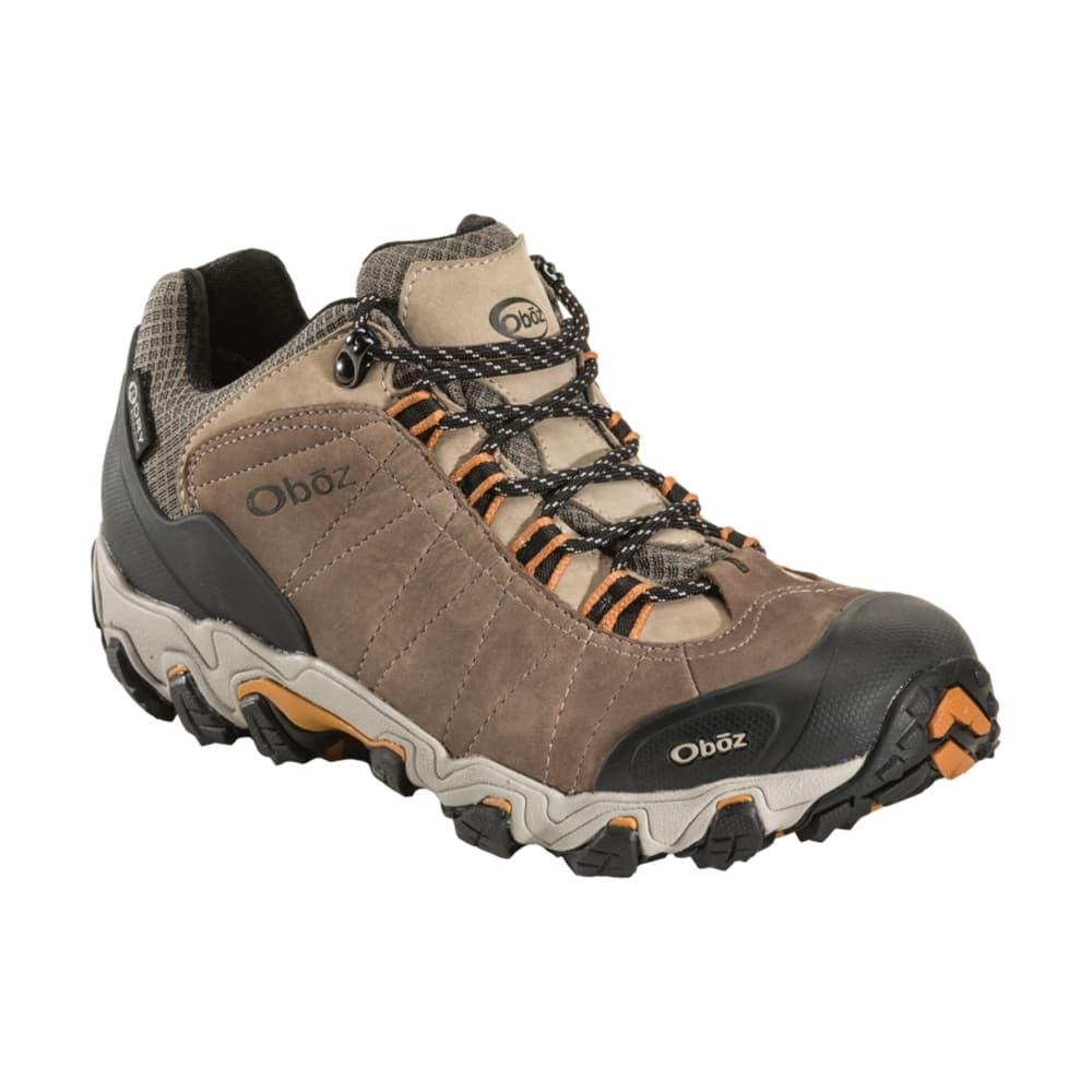 Oboz Men's Bridger Low Waterproof Hiking Shoes