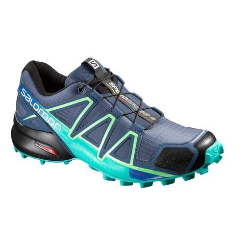 Salomon Women's Speedcross 4 Trail Running Shoes Slateblue