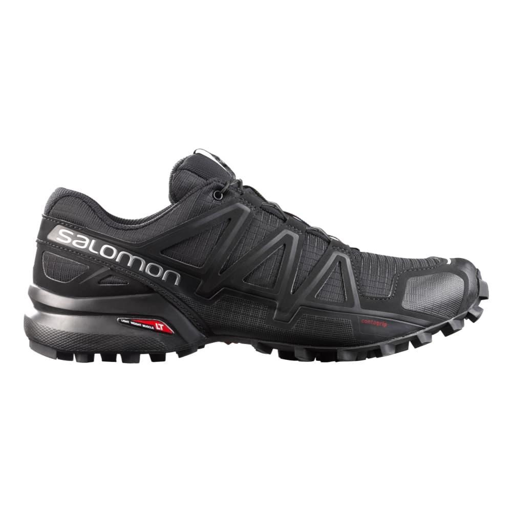 Salomon Men's Speedcross 4 Trail Running Shoes BLKBLK