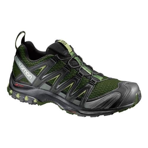 Salomon Men's XA PRO 3D Trail Shoes Chive