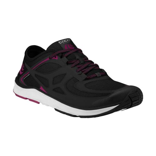 Topo Athletic Women's ST-2 Road Running Shoes Blkberry