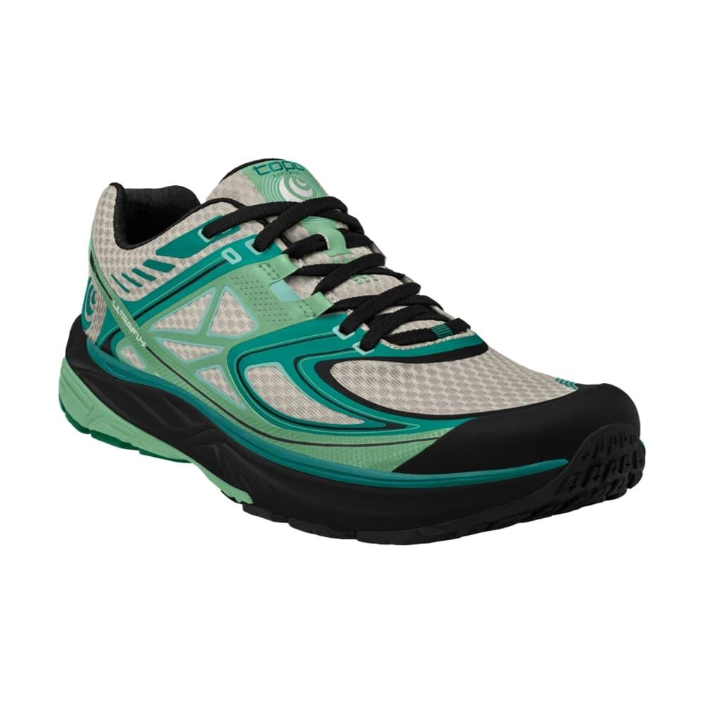 Topo Athletic Women's Ultrafly Road Running Shoes TEALBLK