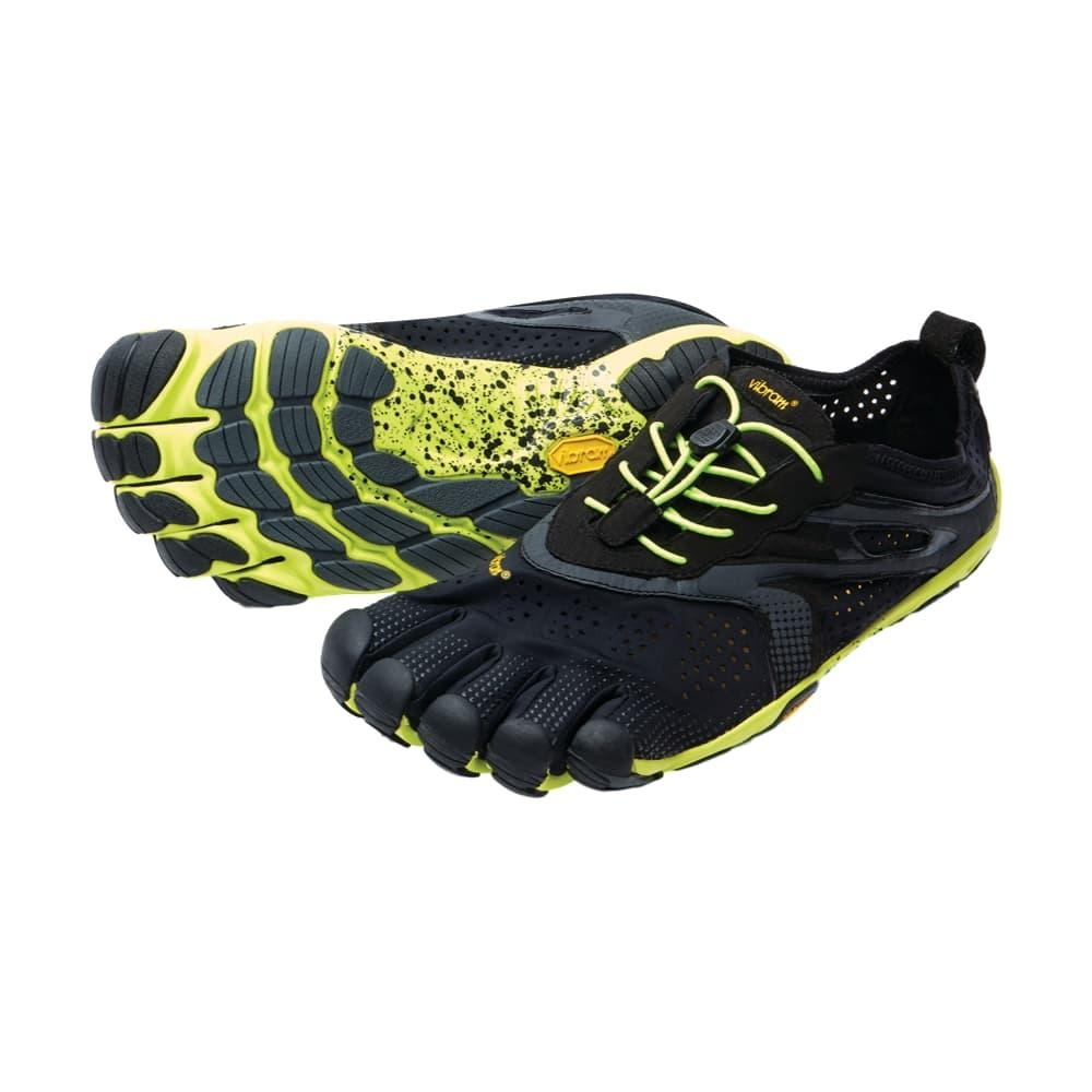 Vibram Five Fingers Men's V-RUN Shoes BLKYEL