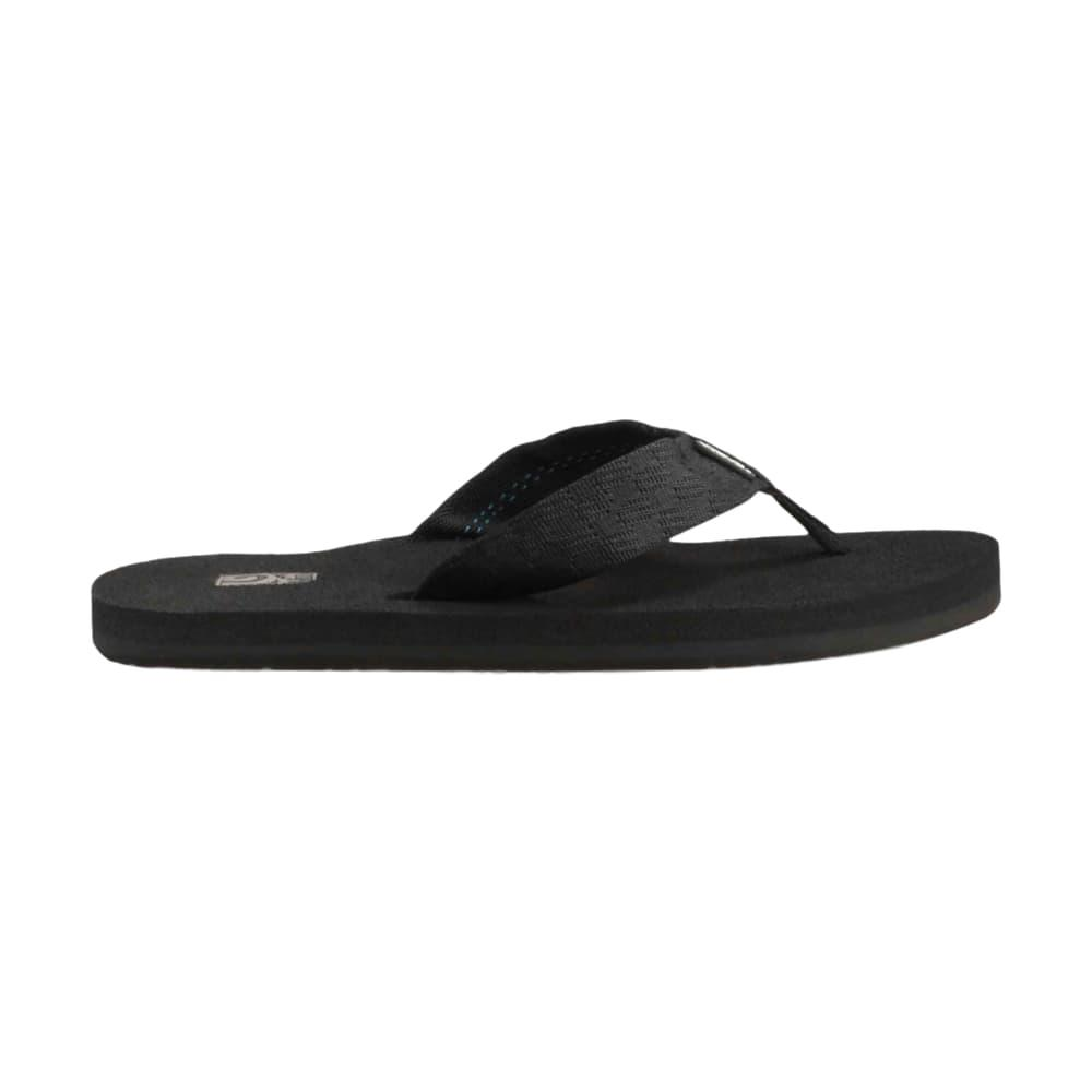 Teva Men's Mush II Sandal BRICKBLACK